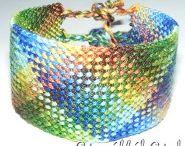 Weaving bracelets/rings