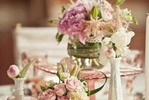For shabby chic party! / by Theresa