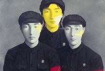 Artistas Chinos
