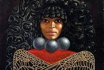 . : superwomen & goddesses : . / 360 degrees of femininity