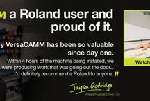 Roland Campaigns / by Roland DG