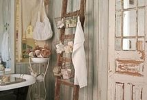 Home Decor - Shabby Chic / by Elizabeth Butt