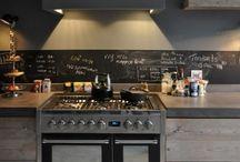 New Kitchen / by Becky Dymond