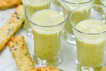 À table ! > soupe velouté et gaspacho