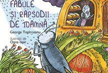 Fabule / Unele dintre cărțile la care cu toții am avut acces în copilărie au fost cele cu fabule.  Mi le amintesc cu drag pe cele scrise de Lev Tolstoi. Fabula e povestirea alegorică, satirică și moralizatoare care aparține genului epic în care autorul, personificând animalele, plantele, fenomenele naturii și lucrurile, satirizează anumite năravuri, deprinderi, mentalități sau greșeli cu scopul de a le îndrepta. Fabula este structurată ca o istorioară cu tâlc ce se termină cu o morală.