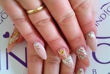 <3 My nail designs <3 / Nail designs, acrylic, gel polish