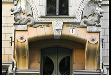 Architectural Personality / by Lauren Sparks