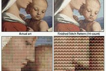 Turn your Photos into Cross Stitch / Stitch a Photo service from The Art of Stitch. Get the free, no-obligations preview now!