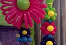 Amazing Balloon Decor / We see a lot of Balloon Decor, some of it I love, and wish I could remake. Some of it takes my breathe away.