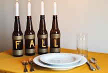 F a l l decorations / by Jill Kordis