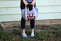 totes bags purses and the like (sewing) / by T Fraser