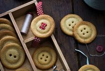 Biscuits bouton