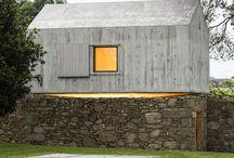 Fasade - betong