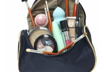 Neceser de maquillaje completo ideal para llevarlo en el bolso o de viaje