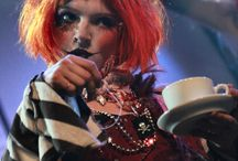 Emilie Autumn and the Bloody Crumpets / Photos of EA and the Bloody Crumpets throughout the eras!   *Photos are not mine unless otherwise stated. (If you see a photo that belongs to you let me know and I will edit to make sure you get credit for your work)