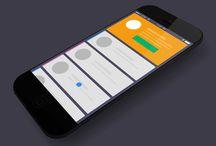Mobile app gif