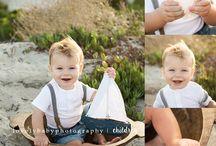 Beach Baby Photography