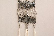 Kabbalah jewelry / Beautiful silver jewelry  with symbols from Kabbalah,