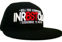 Motivational Snapbacks / Fresh designs to keep you motivated in the gym and on the streets. View the whole collection here: innerbeastclothing.com/accessories