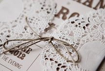 Wedding Invitations - Προσκλητήρια / Cool wedding invitations we found around the internet!
