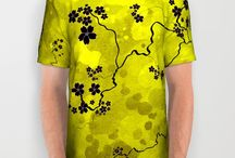 Shirts and Skirts! / A collection of illustrative shirts and skirts!