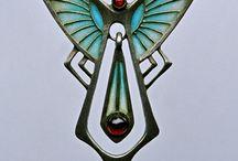 Art Nouveau und Jugendstil