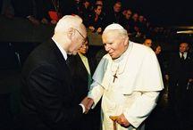 Visitas papales a Yad Vashem / Visitas de los papas Juan Pablo II (2000), Benedicto XVI (2009) y Francisco (2014)