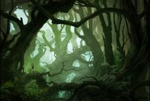 AL - Swamps, jungles