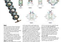 Βραχιόλια - Bracelette / ... με χάντρες