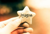 "Imagine!  Believe! Dream!  / ""Everything you can imagine is real."" ~ Pablo Picasso ~ My Wonderful Child-like World of Fairy Tales ~ Dreams ~ Miracles ~ Serendipity ~ Wishes ~ Magic ~ Hope! / by Patti Adams"