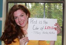"#RedIsTheColor  / ""Red Is The Color Of ___________!"" We want you to fill in the blank and show us what red means to YOU! The most creative will win a 'redhead friendly' package.  Post your pic on Instagram, Twitter and Facebook using the hashtag #RedistheColor / by How To Be A Redhead"