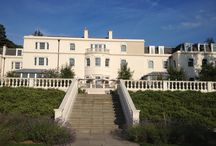 Coworth Park / The beautiful Coworth Park hotel in Sunningdale hosted the most recent Fujitsu Executive Channel dinner.