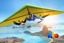 interpretação  Rio - o filme