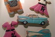 Decade Cookies