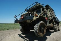 Military and Expedition Vehicles