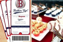 Batter up Red Sox! / by Michelle Mahler