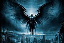 fallen angels/demons