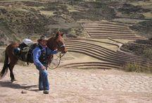 Rando Cheval en Amérique Latine / Voyager à cheval en Amérique Latine... le rêve !