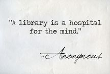 Library Quotes / by Rod Library