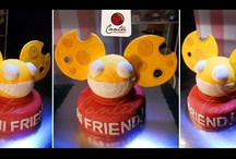 AWESOME CAKES / Creations of my cakestore in Monterrey, México