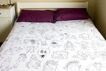 Trend Alert: Hand Doodlings in Home Interiors