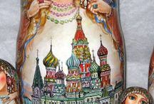 Matryoshka / An incredible wood craft