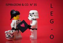 ISPIRAZIONI & CO. - Leg-o