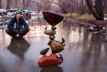 arte, meditação e equilíbrio