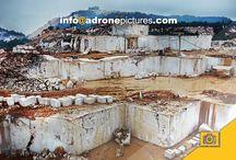 Havadan Fabrika Çekimleri / Adrone Pictures tarafından gerçekleştirilen havadan fabrika çekimleri.