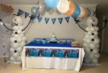 Frozen Olaf Party