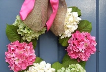 door decor / by Donna Smith