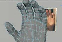 Tutorials- 3D modeling references