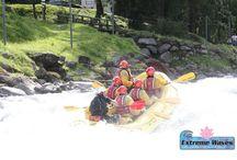 Extreme Waves Rafting 24 Agosto 2014