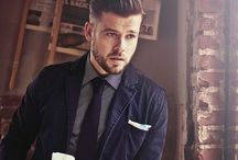 Clothes for man: style. / by Tiff O. Serratos